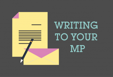 Writing to Your MP
