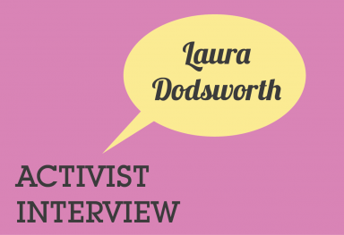 Activist Interview: Laura Dodsworth - Bare Reality