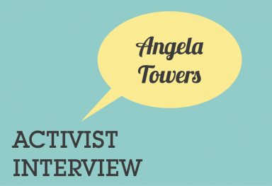 Activist Interview: Angela Towers - Forward Thinking Fashion